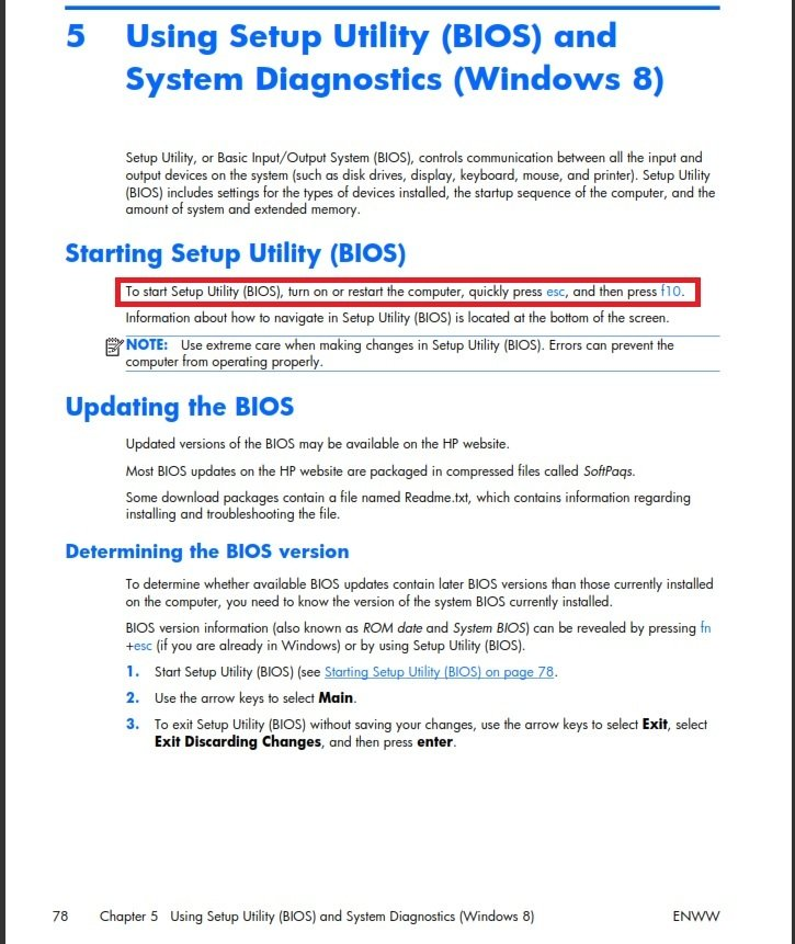 Secure Boot - Enable or Disable in UEFI | Windows 8 Help Forums
