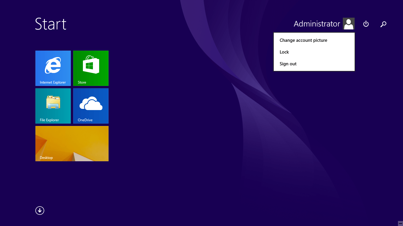 You've been signed in with a temporary profile - Fix | Windows 8