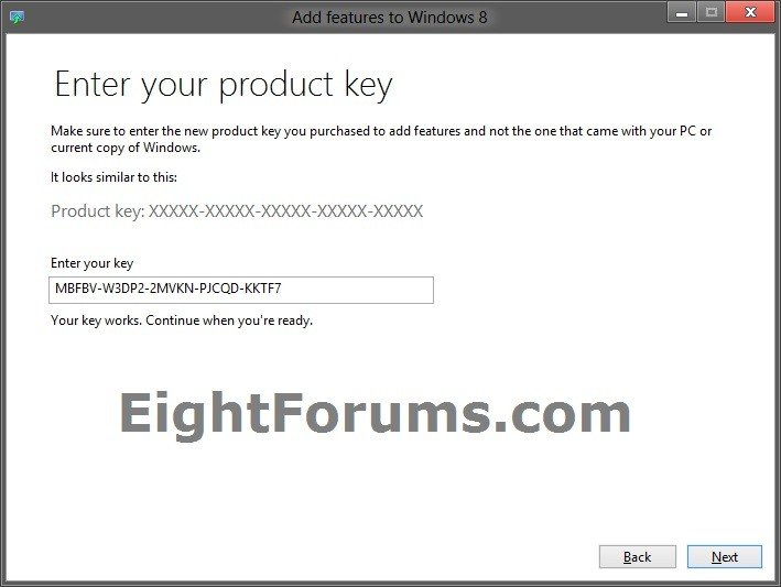 add features to windows 8.1 product key free