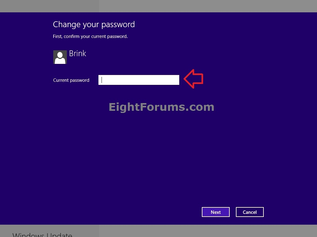 How to remove the password from Windows 47