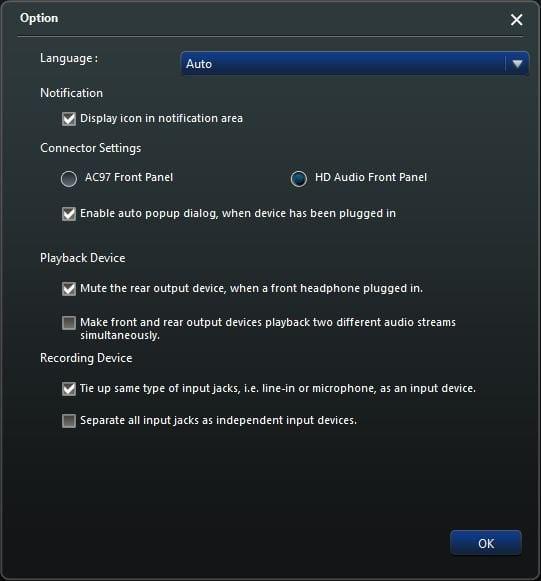 Realtek Options Panel.JPG