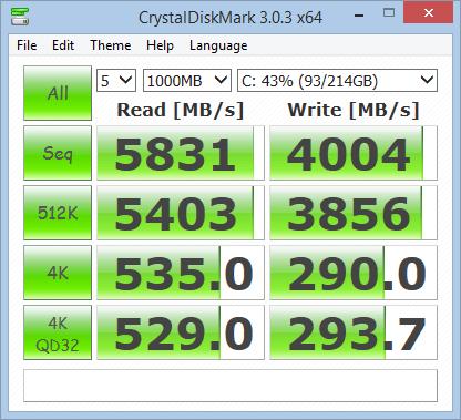 G75VW Samsung 850 loaded Crystal Disk.png