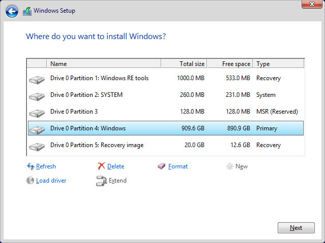 Where do you want to install Windows.png