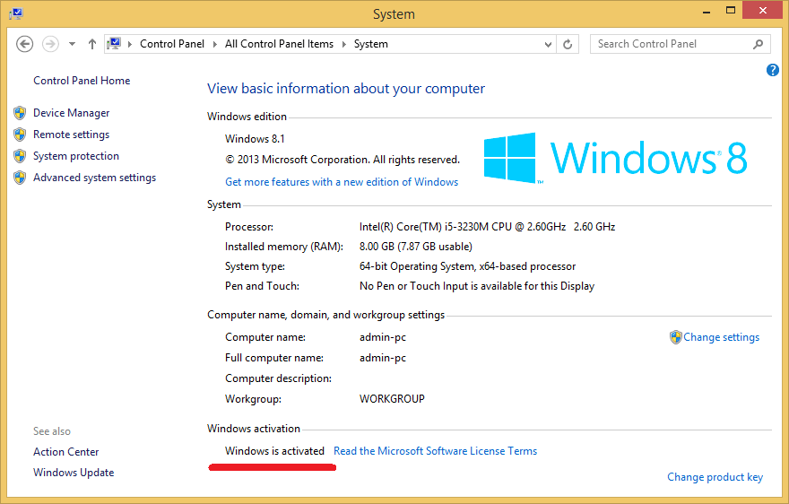 Windows is activated.png