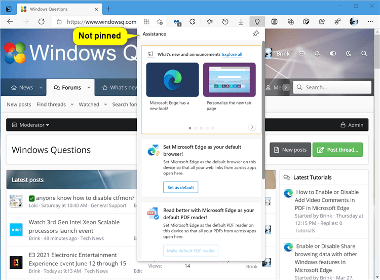 Microsoft_Edge_Show_Assitance_Home_not_pinned.png